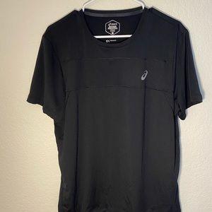 ASICS D1 moisture wicking activewear shirt LG